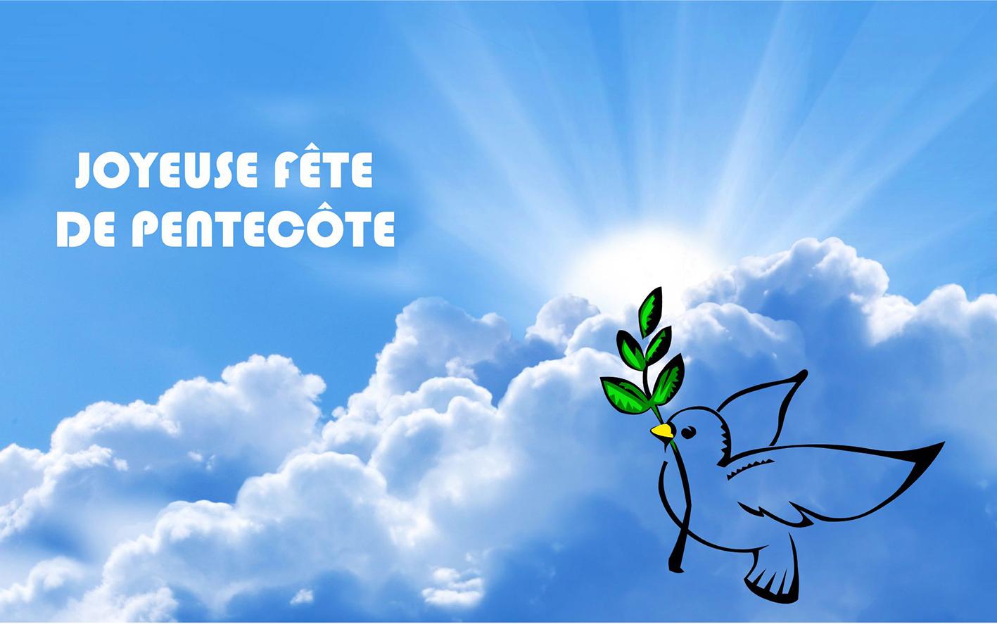 ♫Louez Dieu tous les jours en musique♫ Pentecote