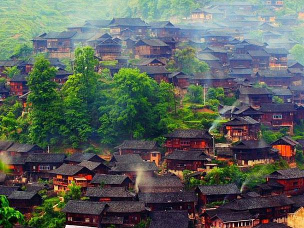 Narodna Republika Kina - Page 6 China-village-2