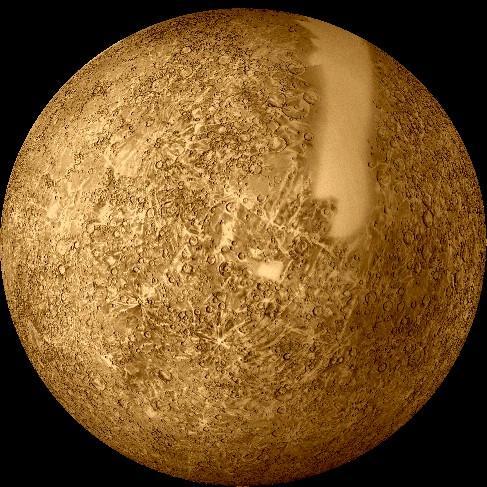 6 - Zanimljivosti iz astronomije Merkur