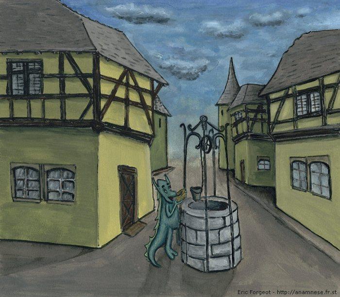 [Quartier] Médiéval Village_medieval