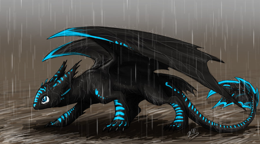 Monsoon - The Rainstorm  Night_fury_in_the_rain_by_fyre_dragon