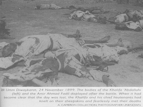 الفكر الإستراتيجي العسكري لقواتنا المسلحة إبان الثورة المهدية،عندما علمنا العالم معني الصمود   -48