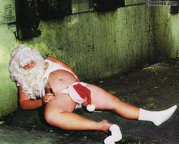 Tengo una amante - Página 3 Santa_Drunk