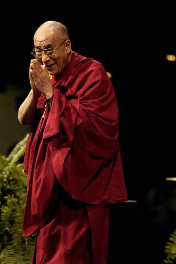 Evénement: Le dalaï lama se rendra en septembre en République tchèque (porte-parole) Dalai_lama2