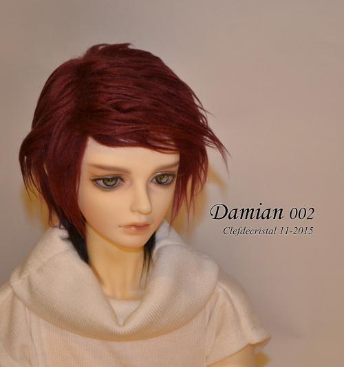 p5> [WD Margery] La Ylsa moderne [CBD Lance] Jaaden du futur - Page 4 Damian_2015_002