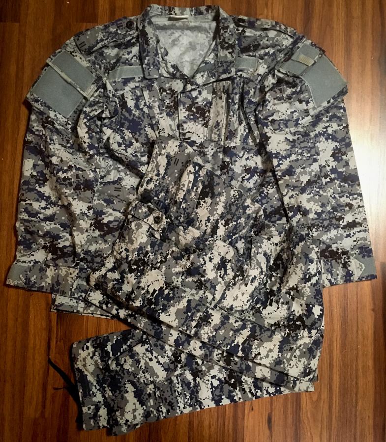 Iraqi Police Uniform? IPU_001