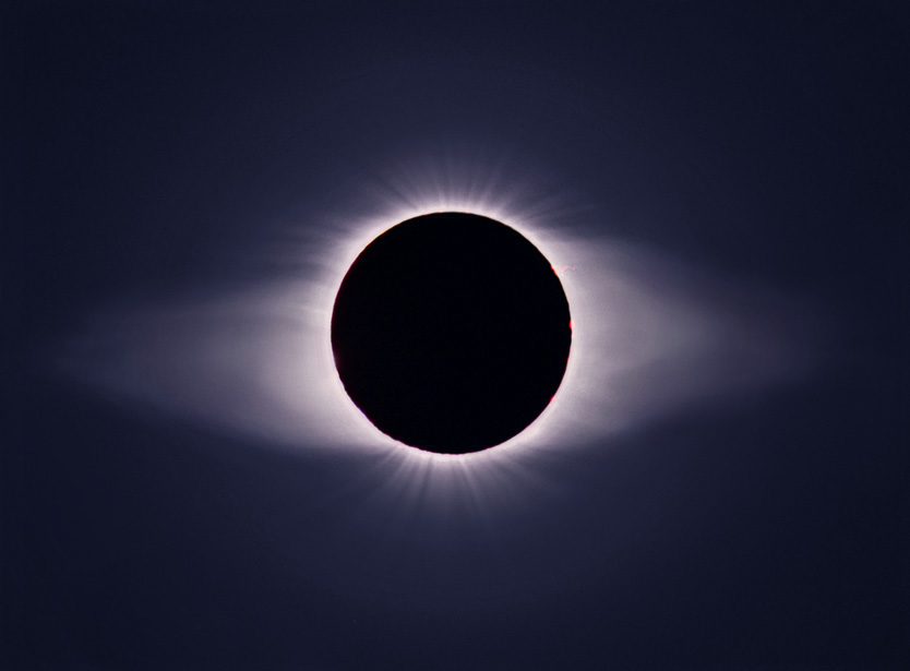 Mjesec, sumrak i pomrčina Eclipse1