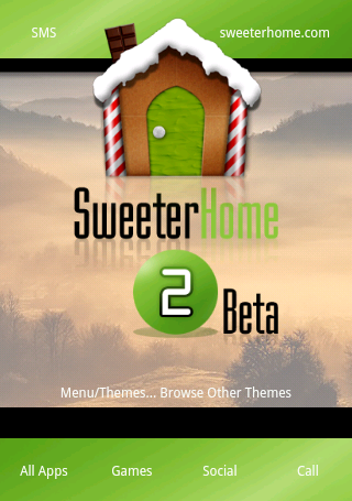 [SOFT] SWEETER HOME 2 BETA : Surcouche alternatif pour les android phone [Gratuit] Sweeter-home-android-france-02