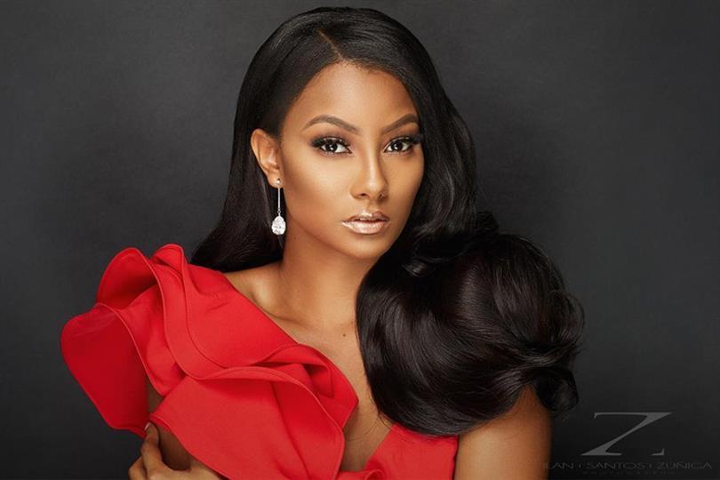 Akisha Albert coronada Miss Curacao Universo 2018 129BOS24WUCur-Main