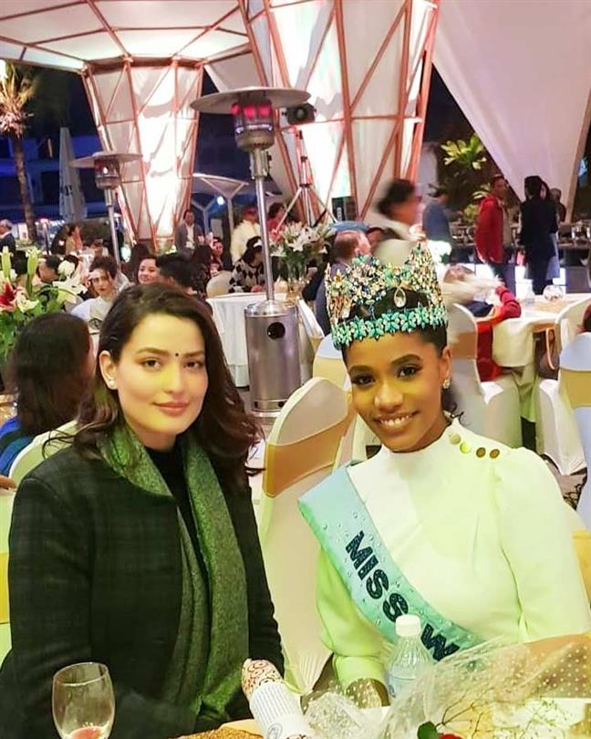 Official Thread of Miss World 2019 ® Toni-Ann Singh - JAMAICA - Page 3 AIKOGUNTNStoni-4