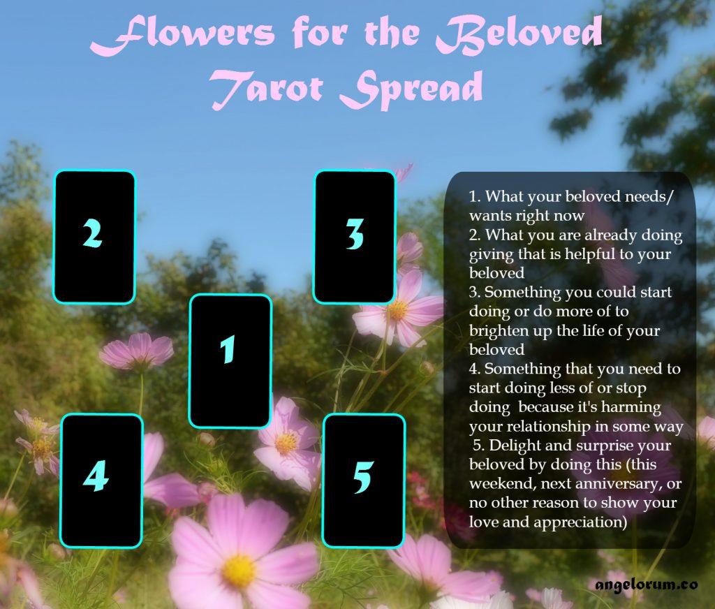 Flores para el/la amad@ Flowers-for-the-beloved-tarot-spread-1024x872