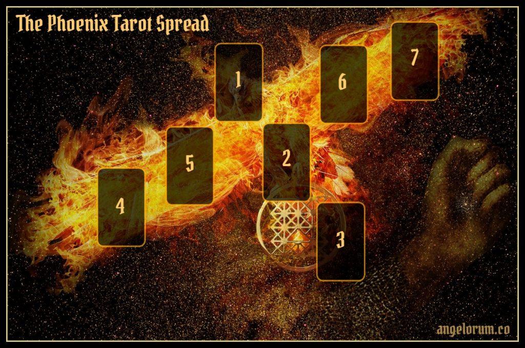Extensión del Tarot de Phoenix The-Phoenix-Tarot-Spread-1024x679