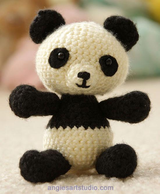 gấu panda PlayfulPanda