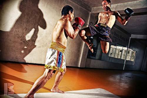 Muay Thai được xem là vô cùng thực dụng trong lối đánh tự do rất tàn bạo. 1354088344-the-thao-muay-thai-0
