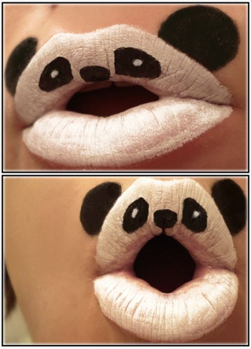 Боди-Арт на губах Bodi-art_1