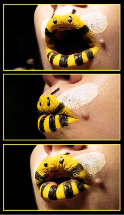 Боди-Арт на губах Bodi-art_7