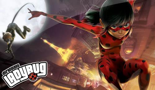 Miraculous LadyBug Miraculousladybugpreview