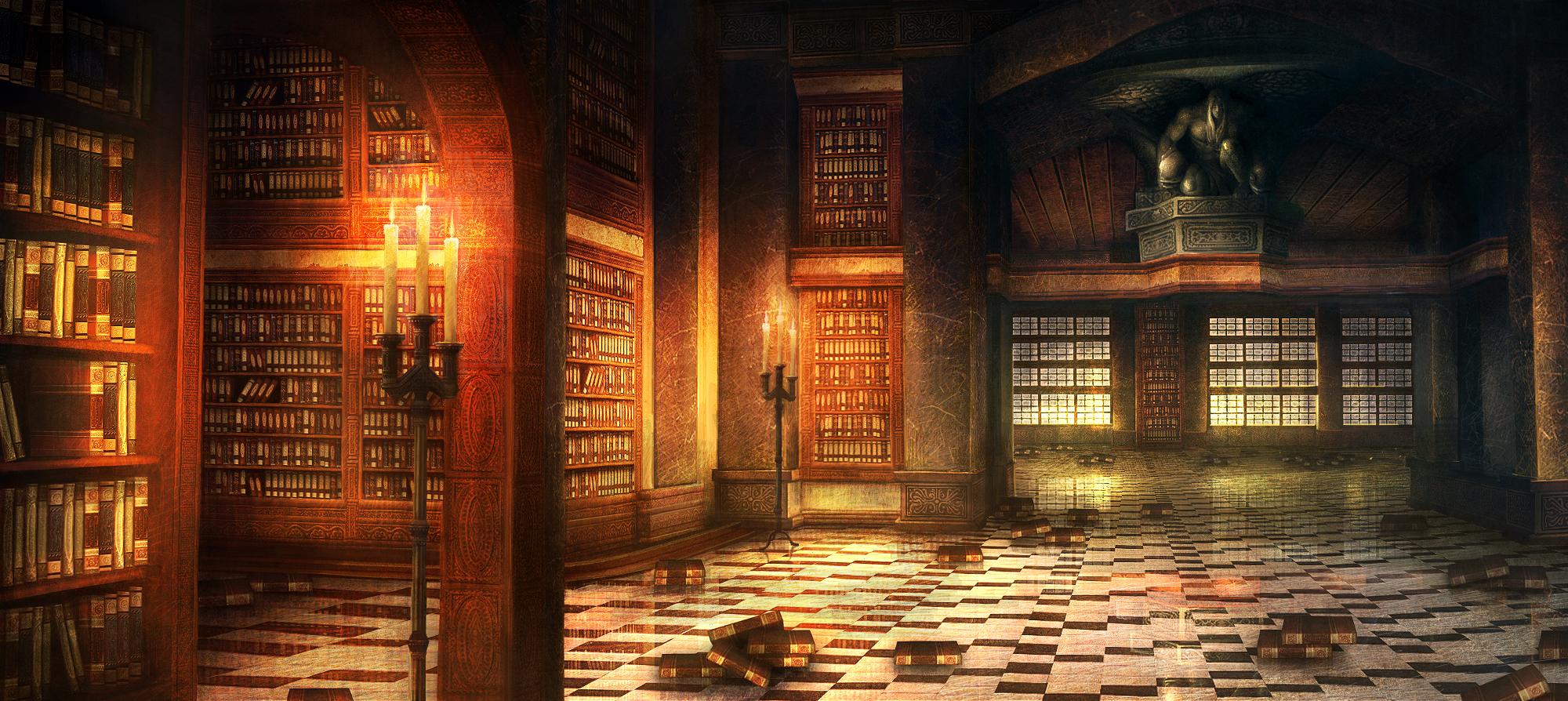 Kuća Porodice Anzai Library