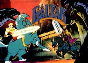 Galtar et la lance d'or Galtar