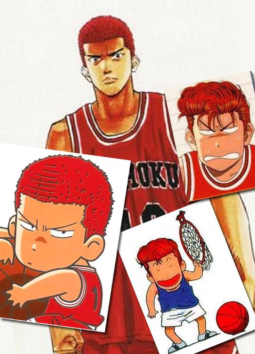 Slam Dunk - Cú nhảy cuối cùng Week-1-out-hanamichi-sakuragi