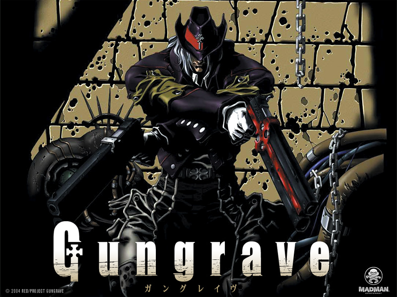 تحميل حلقات انمي Gungrave _انمي Gungrave _تحميل حلقات انمي Gungrave  Gungrave12