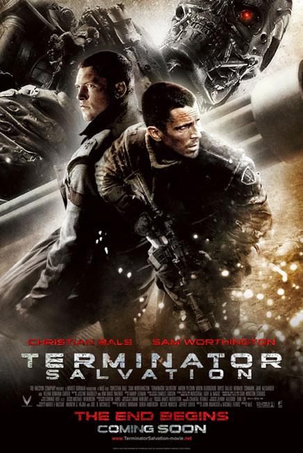 Terminator : Salvation Terminator-salvation-poster-2
