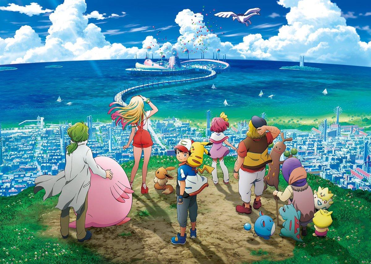 21 Filme Pokemon - A História de Todos. Pokemon-movie-2