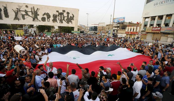 مجلس الوزراء العراقي يوافق على الإصلاحات المقدمة من العبادي  55c1652538fe6