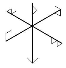 Магические символы. Символика в магии. Символы талисманы. 5a3f21979152
