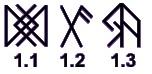 магическаяпомощь - Магические символы. Символика в магии. Символы талисманы. Blagopoluchie