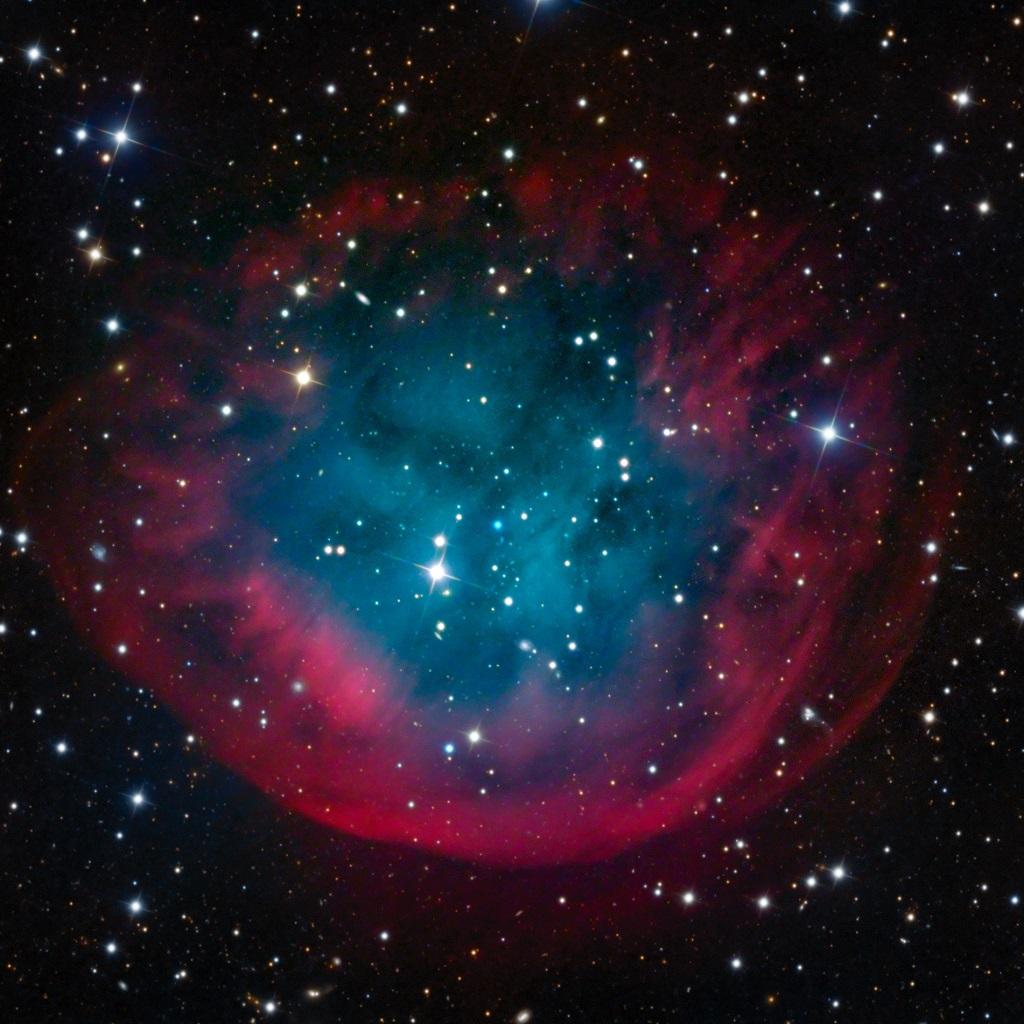 Stelle Galassie Nebulose Buchi neri - Pagina 10 Abell-31-by-Adam-Block