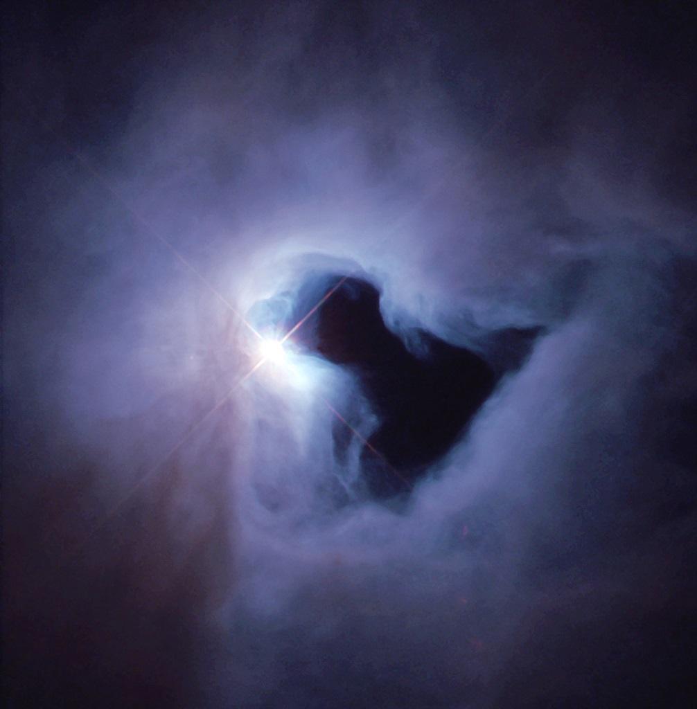 Stelle Galassie Nebulose Buchi neri - Pagina 10 NGC-1999