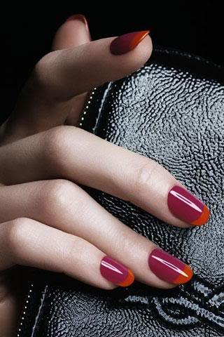 Модный маникюр 2011 YSL_rock_et_baroque_nails3_fall10
