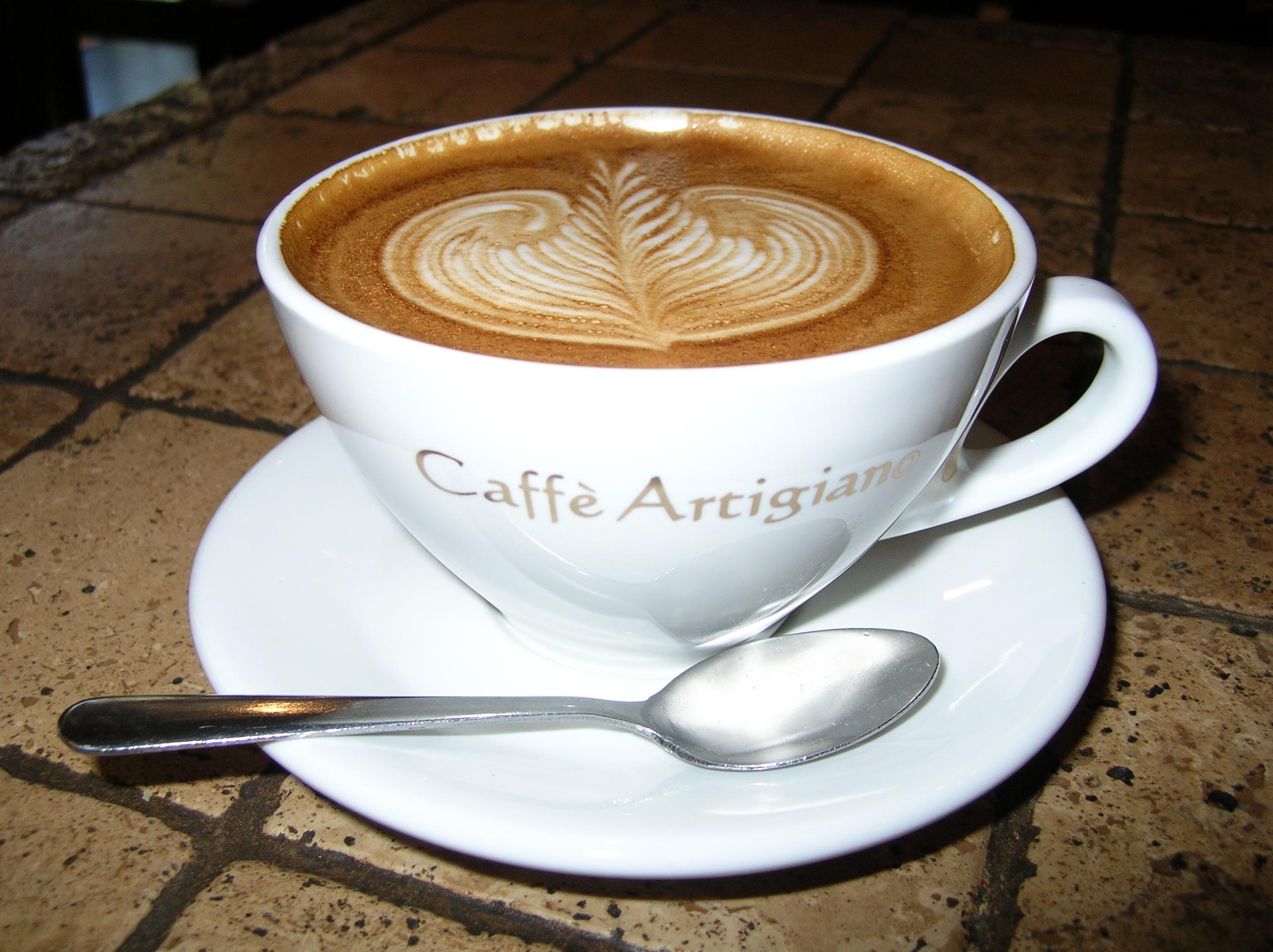 Hola y adios. Cafe1
