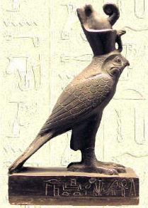 Le quatrième évangile Horus%207