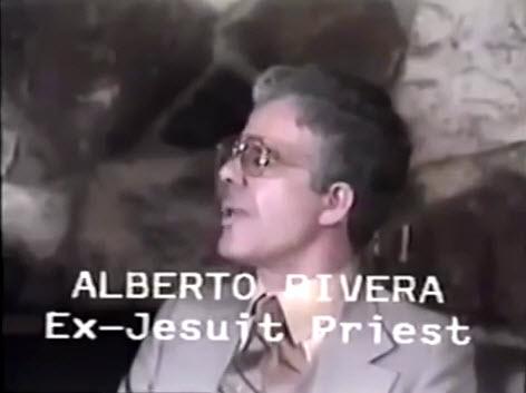 РАЗОБЛАЧЕНИЕ. Иезуиты правят этой планетой? Интервью с Альберто Ривера, бывшим Иезуитским священником, убитым вскоре после этой статьи Alberto_Rivera