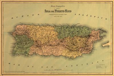 Sjedinjene Američke Države PuertoRico1886LOC72SM