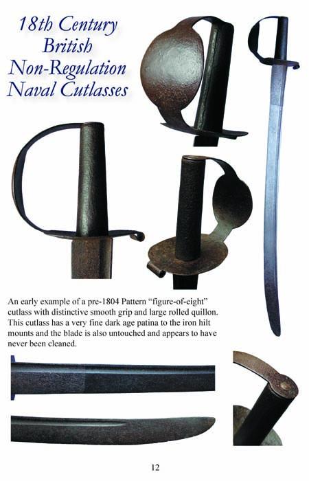 Sabre abordage? British-18th-19th-century-cutlasses-2