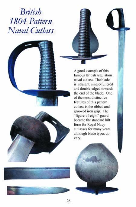 Sabre abordage? British-18th-19th-century-cutlasses-4