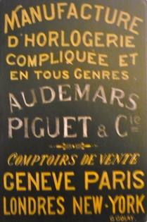 [CHA] Immersion au coeur de la manufacture Audemars Piguet. 3