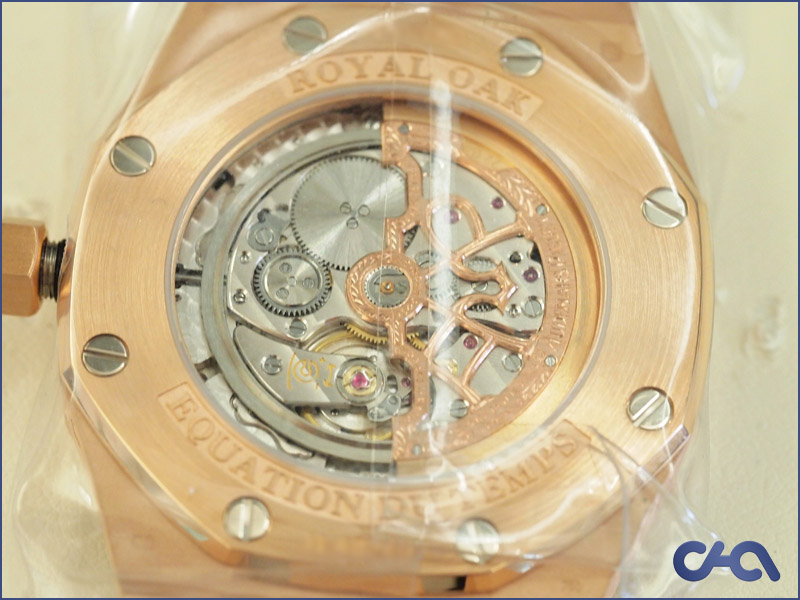 [CHA] Immersion au coeur de la manufacture Audemars Piguet. 42