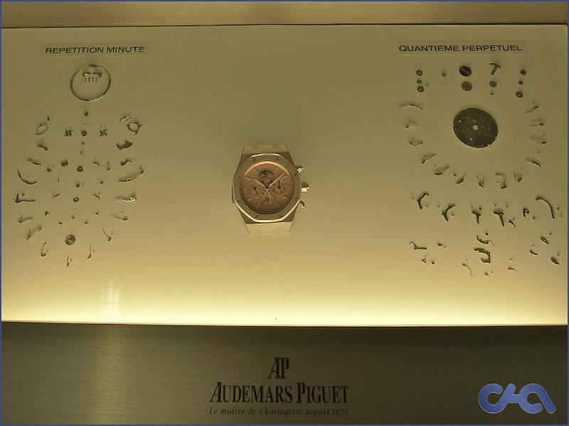 [CHA] Immersion au coeur de la manufacture Audemars Piguet. 47