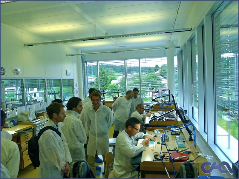 [CHA] Immersion au coeur de la manufacture Audemars Piguet. 51