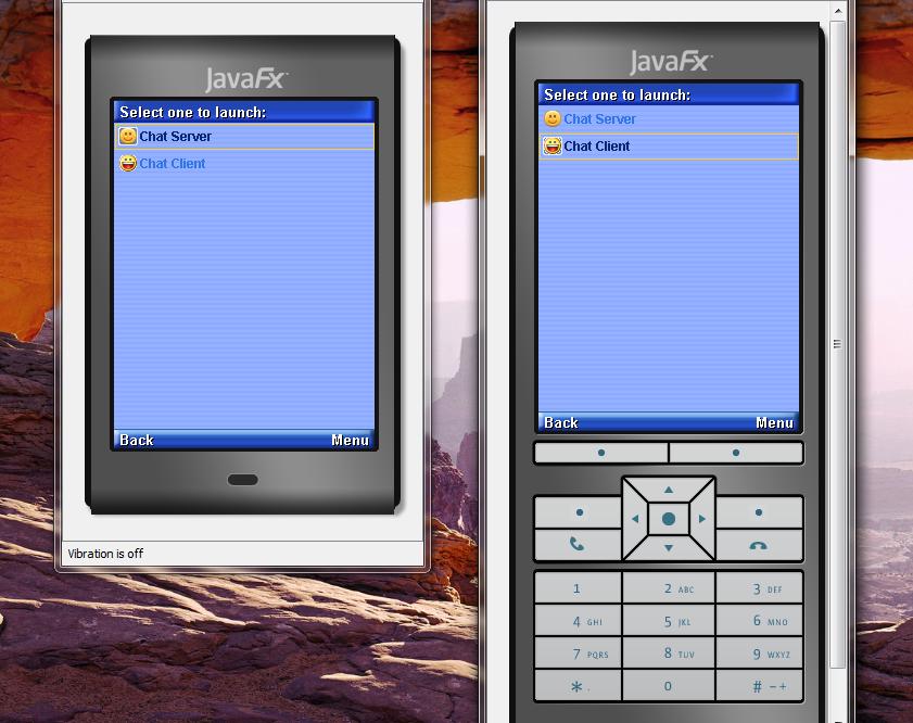 تعلم كيفية إنشاء تطبيق دردشة بيسط للجوالات بأستخدام J2ME مع NetBeans 11