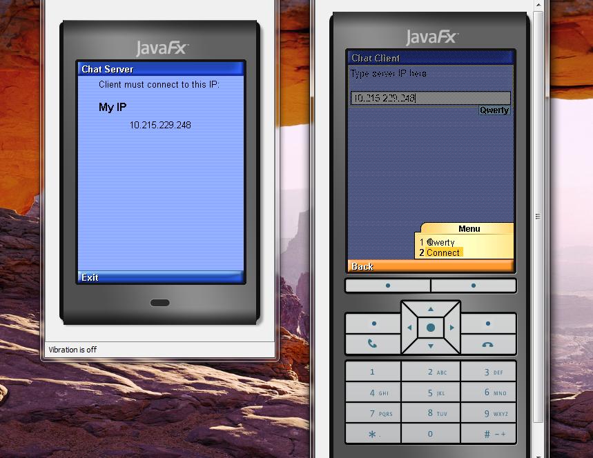 تعلم كيفية إنشاء تطبيق دردشة بيسط للجوالات بأستخدام J2ME مع NetBeans 41