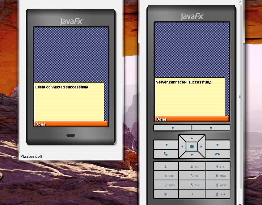 تعلم كيفية إنشاء تطبيق دردشة بيسط للجوالات بأستخدام J2ME مع NetBeans 51