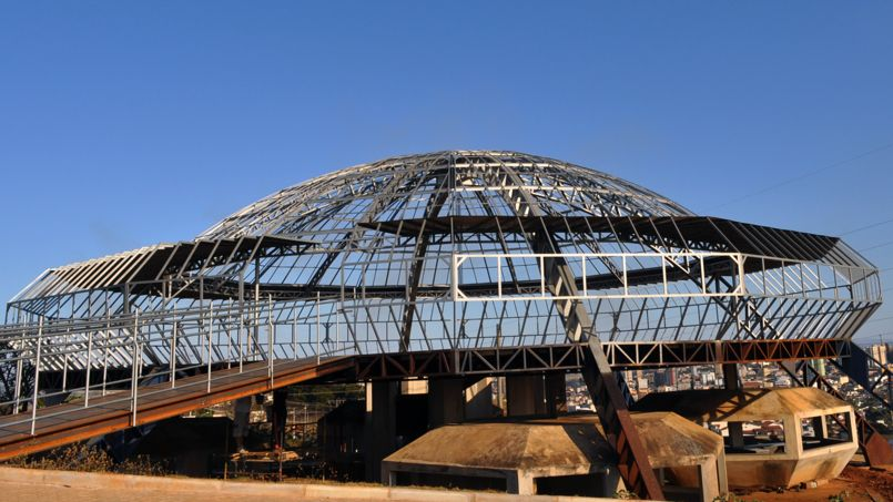Un « Mémorial de l'Extra-Terrestre » ouvrira bientôt ses portes au Brésil PHO260f8240-4685-11e5-b0bd-7a491d2480cd-805x453