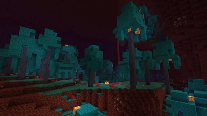 Minecraft: Pocket Edition: Ra mắt bản cập nhật Minecraft mới nhất - Nether 132295822808275300