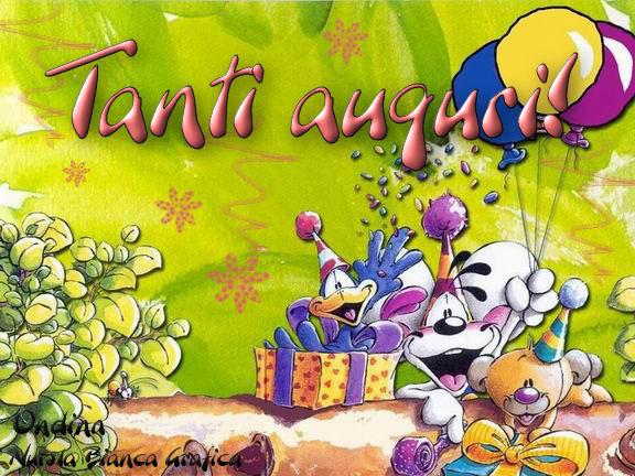 Buon compleanno Melissa Tantiauguri