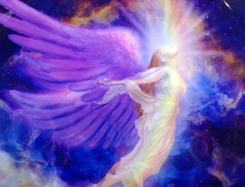 Transmutation..... à la recherche de la paix intérieure ..... ( 4 ) - Page 4 Angelascension
